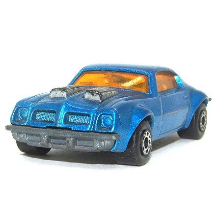 Pontiac Firebird Nº4 1/64 Matchbox Anos 70