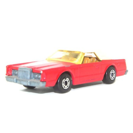 Lincoln Continental Nº28 1/64 Matchbox Anos 70