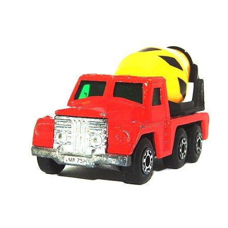 Cement Truck Nº19 1/64 Matchbox Anos 70