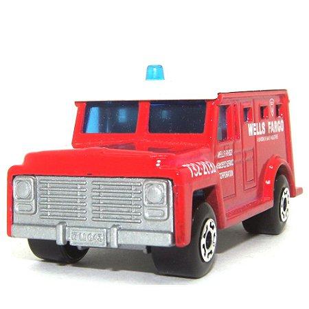 Security Truck Nº69 1/64 Matchbox Anos 70