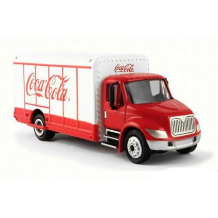 Beverage Truck Coca Cola 1/87 Motorcity Classics
