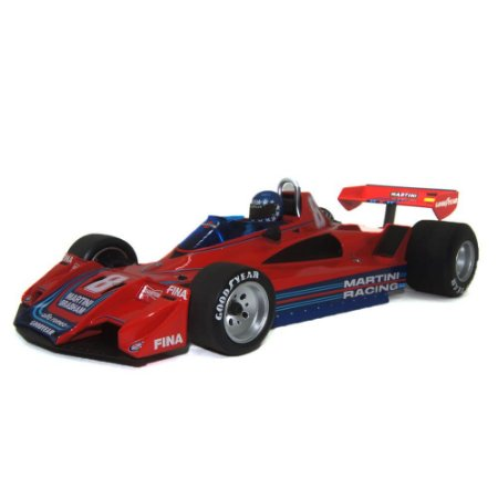 Alfa Romeo Brabham BT45B Martini Racing F1 Numero 8 1977 H. J. Stuck 1/18 Minichamps