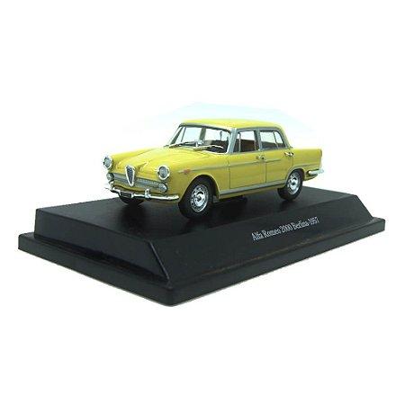 JK Alfa Romeo 2000 Berlina 1957 1/43 Starline