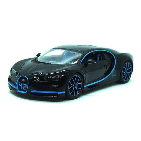 Bugatti Chiron 1/18 BBurago Italian Design