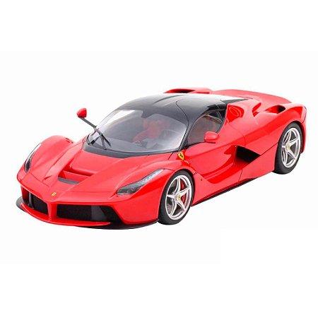 Ferrari Laferrari F70 2013 Vermelha 1/18 Bburago Race & Play
