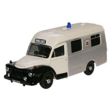 Hertfordshire Fire Ambulance Bedford J1 Ambulance 1/76 Oxford