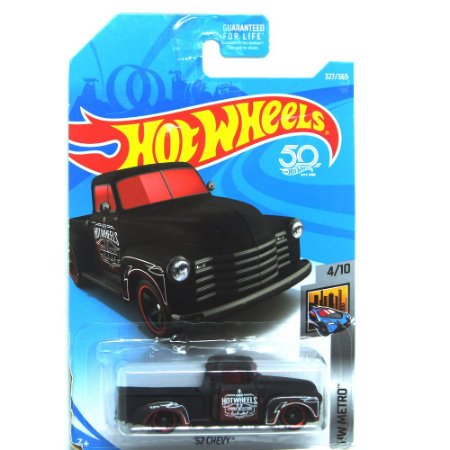 Chevrolet 1952 1/64 Hot Wheels HW Metro