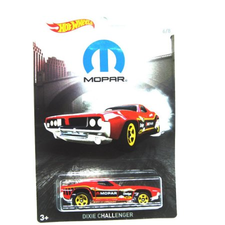 Dixie Challenger 1/64 Hot Wheels Mopar