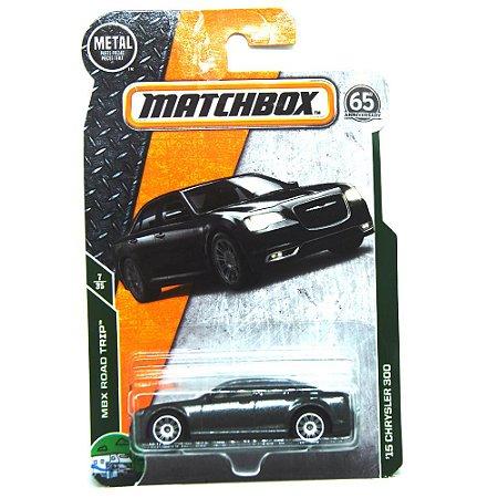Chrysler 300 2015 1/64 Matchbox