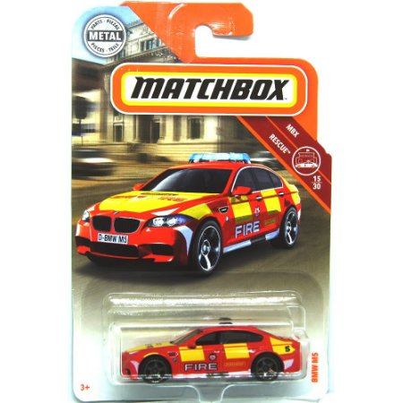 BMW M5 1/64 Matchbox
