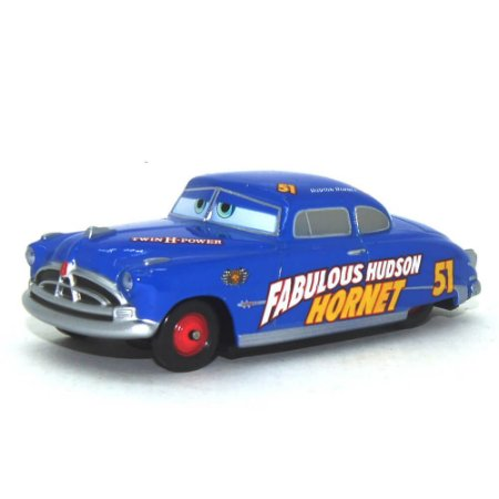 Fabuloso Hudson Hornet Disney Pixar Carros 3 1/43