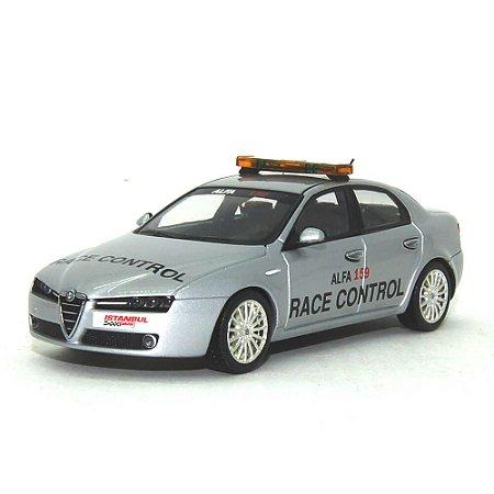 Alfa Romeo 159 2006 Race Control 1/43 Minichamps