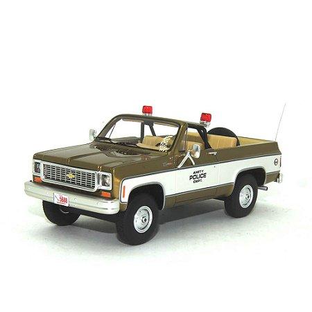 Chevrolet Blazer Amity Police Departament 1/43 Schuco Pro.R43