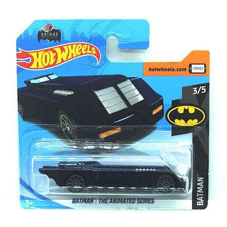 Batmovel da Serie Animada 1/64 Hot Wheels Batman