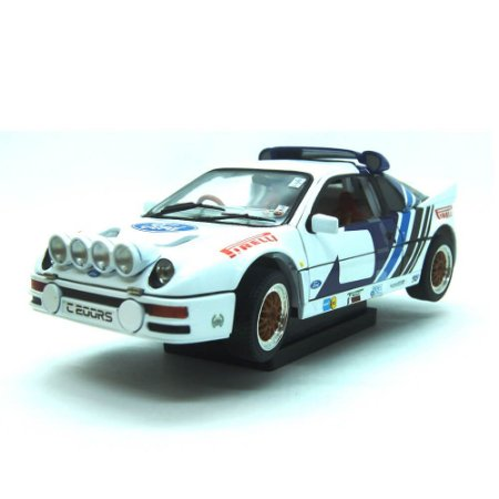 Ford England RS200 Rally 1986 1/18 Ricko
