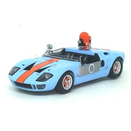 Ford GT40 Camera Car Le Mans 1970 1/43 Schuco Pro.R32
