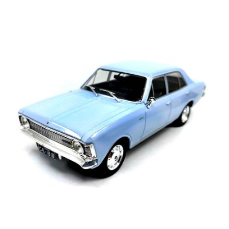 Chevrolet Opala 2500 Sedan 1969 Azul 1/24 Califórnia Toys Classics