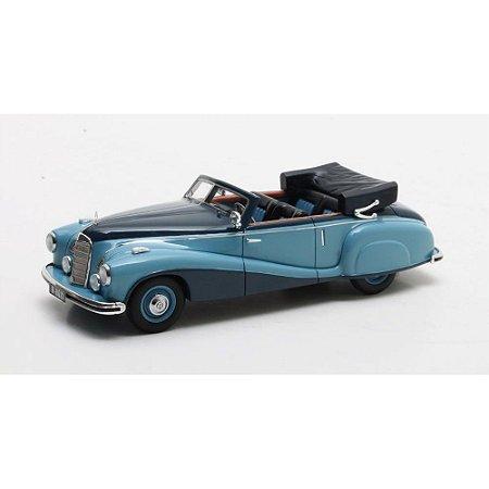 Mercedes Benz 320A W142 Cabriolet 1948 1/43 Matrix