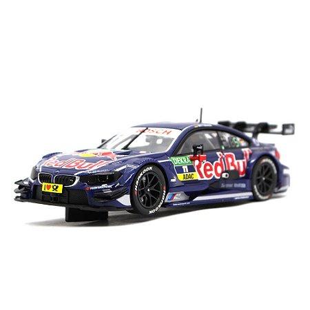 Slot Car BMW M4 DTM Marco Wittmann Red Bull 11 2016 1/32 Carrera Evolution