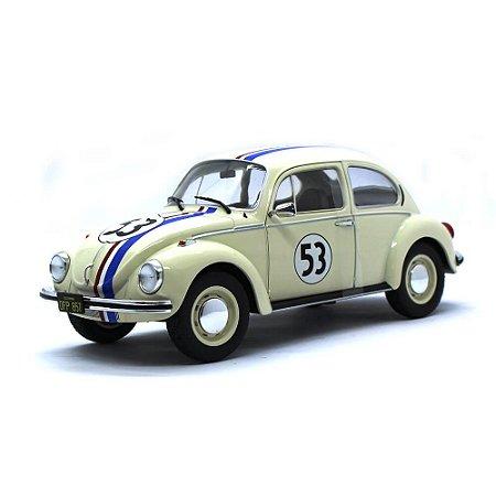 Volkswagen Fusca 1303 N 53 Racer Herbie 1973 1/18 Solido