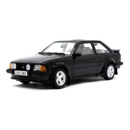 Ford Escort MK3 XR3i 1983 1/18 Sun Star EuropeanCollectibles