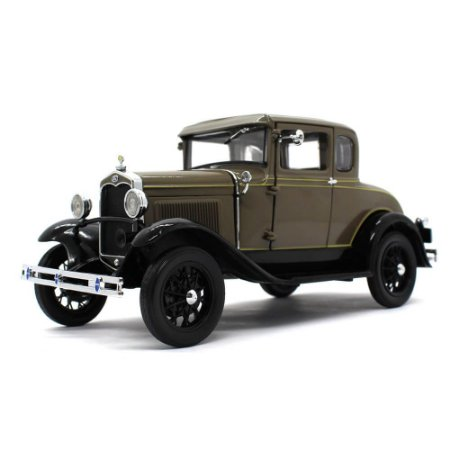 Ford Model A Coupe 1931 Chicle Drab 1/18 Sun Star Ford Classic Collectibles