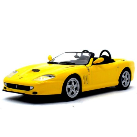 Ferrari 550 Barchetta 1/43 Ixo Ferrari Collection