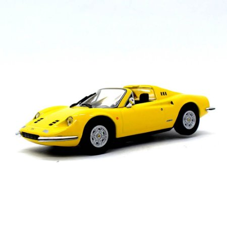 Ferrari Dino 246 GTS 1/43 Ixo Ferrari Collection