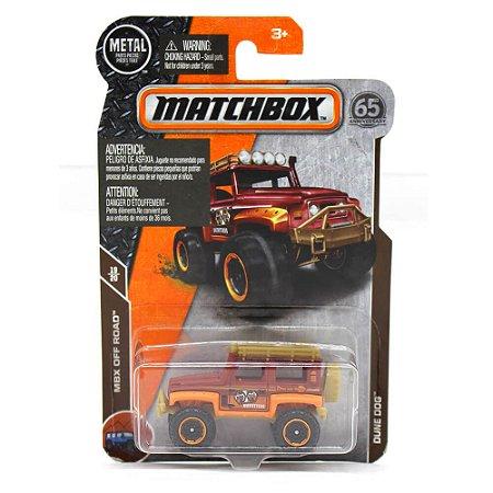 Dune Dog 1/64 Matchbox 65° Anniversary MBX Off Road