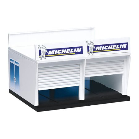 Pit Lane Michelin 1/32 Carrera
