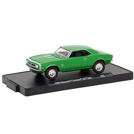 Chevrolet Camaro SS 350 1968 1/64 M2 Machines Auto Drivers 11228 Release 47