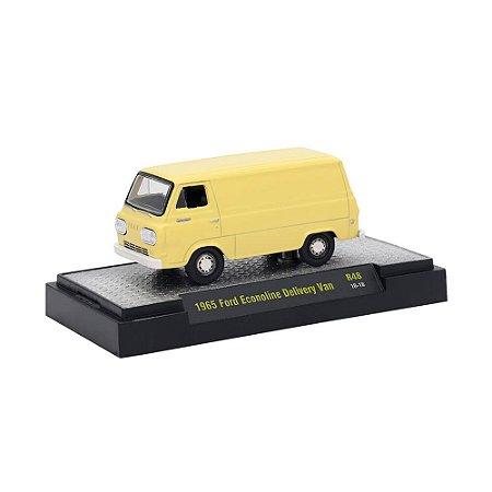 Ford Econoline Delivery Van 1965 1/64 M2 Machines Auto Trucks 32500 Release 48