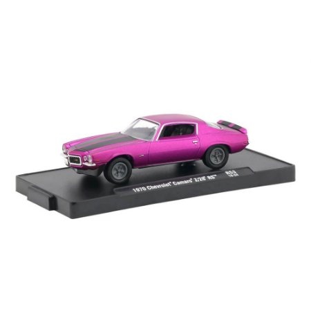 Chevrolet Camaro Z/28 RS 1970 1/64 M2 Machines Auto Drivers 11228 Release 53