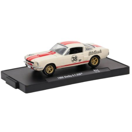 Shelby GT 350 1966 Edelbrock 1/64 M2 Machines Auto Drivers 11228 Release 44