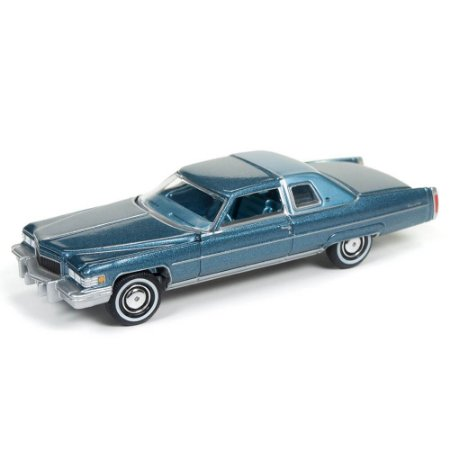 Cadillac Coupe Deville 1976 1/64 Auto World Luxury Cruisers Premium Series 2017 Release 3 Versão B