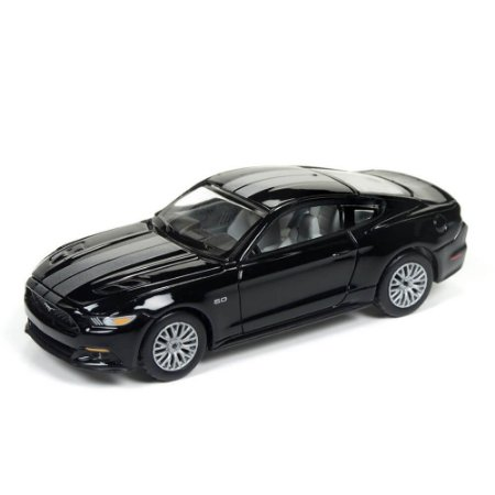Ford Mustang GT 2017 1/64 Auto World Modern Muscle Premium Series 2017 Release 3 Versão B