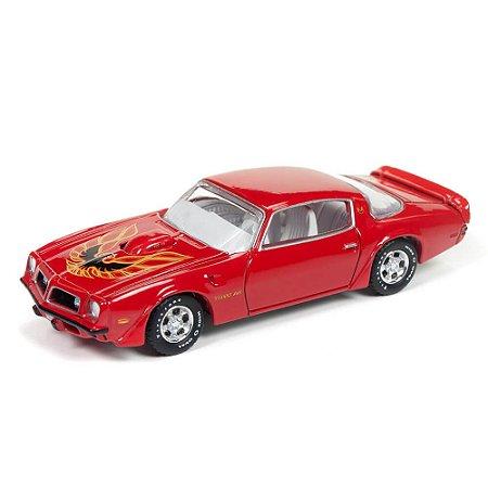 Pontiac Firebird Trans AM 1975 1/64 Auto World Vintage Muscle Premium Series 2017 Release 3 Versão B