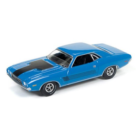 Dodge Challenger 1972 1/64 Auto World Vintage Muscle Premium Series 2017 Release 3 Versão B