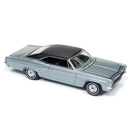 Chevrolet Impala SS 427 1966 1/64 Auto World Vintage Muscle Premium Series Release 1 Versão B