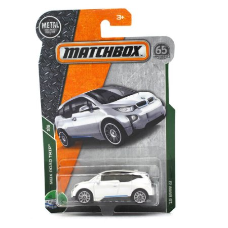 BMW i3 2015 1/64 Matchbox MBX Road Trip 65° Anniversary