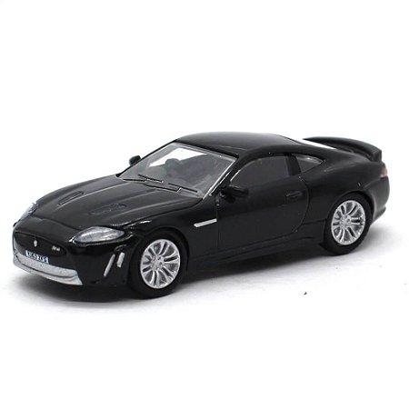 Jaguar XKR-S Coupe Ultimate Black 1/76 Oxford Automobile
