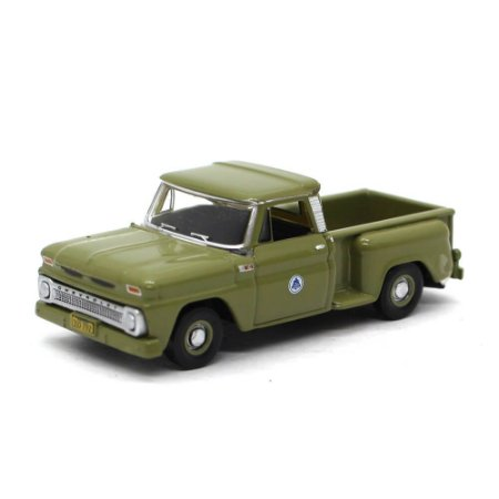 Chevrolet Stepside Pick Up 1965 Bell System 1/87 Oxford Automobile Company