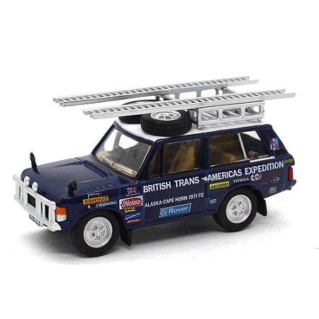 Range Rover Classic Darien Gap 1/76 Oxford Automobile Company