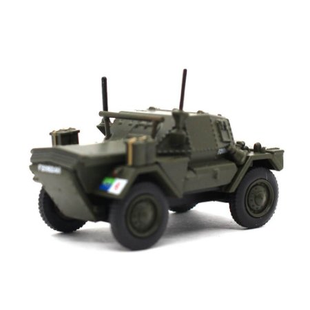 Dingo Scout Car 8th Kings Royal Irish Hussars 1/76 Oxford Military