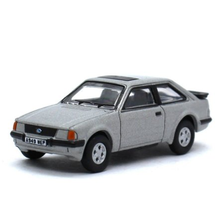 Ford Escort XR3i Prata 1/76 Oxford Automobile Company