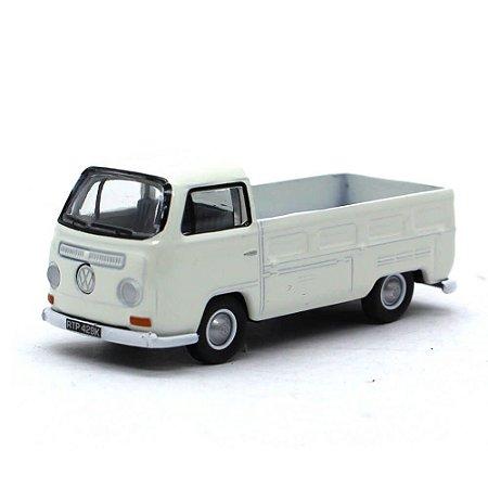 Volkswagen Kombi Pick Up Branco Pastel 1/76 Oxford Commercials