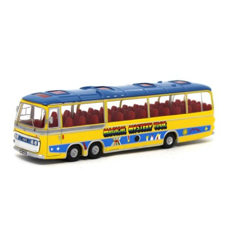 Ônibus Bedford The Beatles Magical Mystery Tour 1/76 Corgi