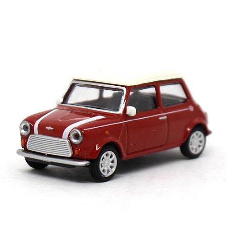Mini Cooper Vermelho 1/64 Schuco
