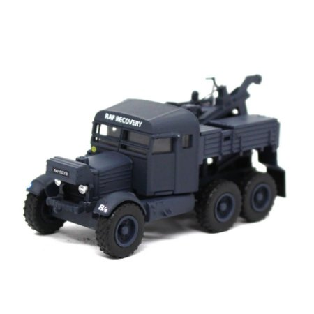 RAF Scammell Pioneer Recovery Tractor 1/76 Oxford Military