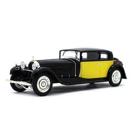 Bugatti 41 Royale Coach Weymann 1929 1/43 Ixo Museum